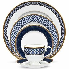 Noritake Blueshire China 60Pc Set, Service for 12
