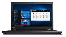 """Lenovo ThinkPad P73 LAPTOP i7-9750H 32GB 1TB 512 256GB SSD 4G P620 17"""" FHD 5869"""