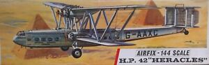 +++ HANDLEY-PAGE H.P..42 'HERACLES' + 1:144 SCALE KIT by AIRFIX +++