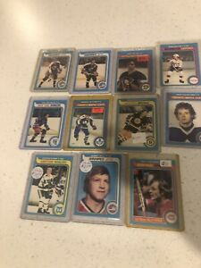 1979-80 OPC Hockey Near Complete Set | 395/396 Missing Gretzky #18