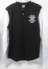 Can'T Stop The Crooker Black Cutthroats Hnly C1370105 Size M *