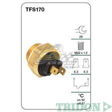 TRIDON FAN SWITCH FOR SAAB 900 01/83-01/86 2.0L(BS120) SOHC(Petrol)