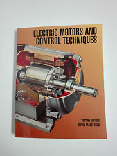Libro ELECTRIC MOTORS AND CONTROL TECHNIQUES 2ª Edition Irving M Gottlieb 1994