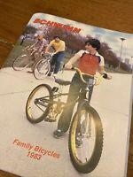 1983 Schwinn Family Bicycles Brochure