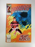 Daredevil #254, VF+ 8.5, 1st Appearance Typhoid Mary