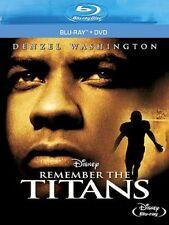 Remember the Titans (Denzel Washington) Blu-ray Reg B + DVD