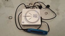 SONY MZ-E62 SILVER PORTABLE MINIDISC MD WALKMAN PLAYER MINI DISC