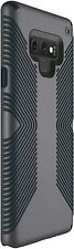 Speck Products Presidio Grip Samsung Galaxy Note 9 Case, Graphite Grey/Charcoal