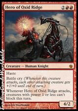 Hero of Oxid Ridge // Foil / NM // Mirrodin Besieged // engl. // Magic Gathering