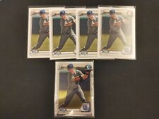 Bobby Witt Jr. 2020 Topps Bowman 1st Chrome RC Rookie Prospects 5x Lots All New
