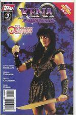 XENA WARRIOR PRINCESS: THE ORPHEUS TRILOGY ,ALTERNATE COVERS 1-2! 1998 TOPPS