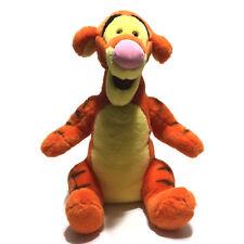 "Tigger The Walt Disney Company Stuffed Animal Plush Curly  00004000 Tail 17"" Tall Clean"
