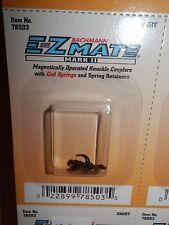 Bachmann N Scale E-Z Mate Mark II Magnetic Knuckle Couplers (2) #78503 NIP