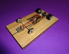 Champion Nickel Plated Formula-1 Chassis Runner Complete