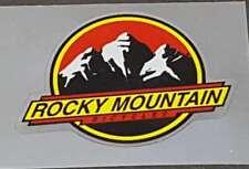 Rocky Mountain Badge Decal (sku Rock701)