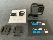 GoPro HERO 7 Silver Waterproof Action Camera with Touch Screen 4K HD GPS WiFi