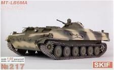 Mt-lb 6MA (Ruso Mt-lb APC con BTR-80 Torreta) 1/35 SKIF Raro