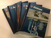 Time Life Home Repair and Improvement Book Series - 5 Book Set - Home Repair