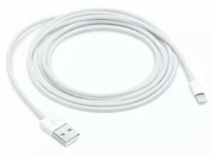 Apple 6ft. (2m) Lightning to USB Cable - White