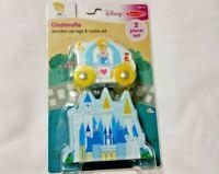 Cinderella Carriage & Castle Wooden Set Disney #7687 Melissa & Doug Play Toy