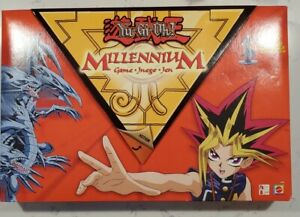 Yu-Gi-Oh! Millennium Board Game 3-D Mattel Vintage Boardgame 2002 SEALED NEW