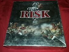 RISK 40th Anniversary Collectors Edition Original Board Game almost Compete