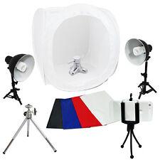 "Tent Shooting-Box  30"" Softbox Studio Kit Set with Light/Tripod"