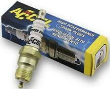 2 Accel High Performance Spark Plugs 2418, 6R12 Harley-Davidson Twin Cams