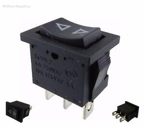 Wipptaster TASTER ON/OFF/ON einbau 19.5 x12.5mm Taster rastet nicht, momentary