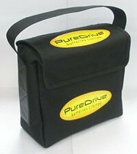 GOLF BATTERY CARRY BAG (SMALL) by PUREDRIVE Hillbilly Mocad 17 18 20 21 22AH