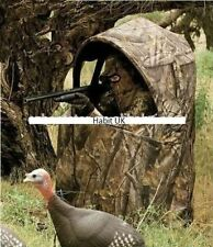 1 Man Shooting Hunting Hide Tent Blind Camo Pop Up Stalking Carp Fishing Bivvy