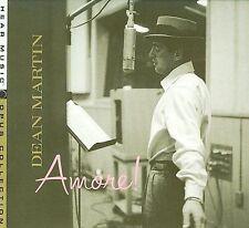 Amore! [Digipak] by Dean Martin (CD, Nov-2008, Hear Music)