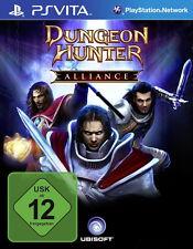 PSV - PS Vita Dungeon Hunter Alliance (Sony) Spiel in OVP