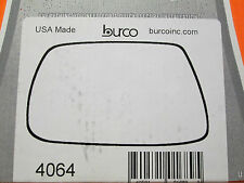 2005-2010 JEEP GRAND CHEROKEE FITS LEFT DRIVER SIDE BURCO MIRROR GLASS # 4064