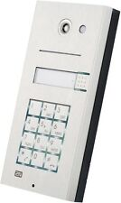 2N Helios IP Vario 1 Button + Keypad SIP VoIP Door Entry Panel- 9137111KU - POE