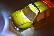 Traxxas Rustler VXL E-Revo Slash E-Maxx Flux RC LED Light Set with Light Bar #43