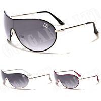 D.G  Eyewear Womens Ladies Mens New Designer Wrap Aviator Sunglasses 516 UV400
