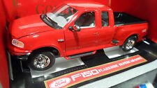 FORD F150 FLARESIDE SUPERCAB Pick Up 1997 rouge 1/18 MIRA 6217 voiture miniature