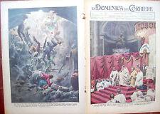 275) 1934 ESALTAZIONE DI DON BOSCO E INCIDENTE A GUARDIA VOMANO NEL TERAMANO