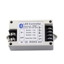LED Bluetooth Controller Dimmer By Android/IOS Smartphone APP For RGB Strip Ligh