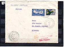 Brasilien - Deutschland, Zeppelin-Brief, 1934 !