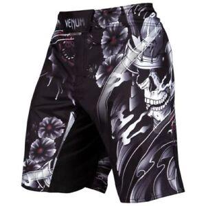 Venum Fightshorts MMA Samurai Skull - COD. 3126 NERO - L