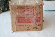 NOS 1955 56 57 58 59 FORD 292 PISTON SET  B6A-6108-B