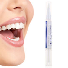 Dazzling White Tooth Cleaning Tool Dental Teeth Whitening Gel Pen Bleaching Hot~