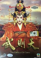 The Empress of China Vol. 1-75 End CHINESE TV SERIES DVD
