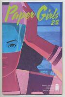 PAPER GIRLS #28 IMAGE comics NM 2019 Brian K. Vaughan