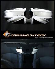 BLACK UNION JACK manuale Dim Interior vista Posteriore Specchio copertura per F55 F56 MINI MK3
