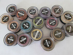 BareMinerals Eyeshadow Eyecolor 0.57g You Choose Color A-H