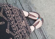 Woman's Sandals Well Worn Shoes Size 5