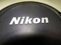 Nikon 62mm Front Lens Cap Nikkor OEM made in Japan